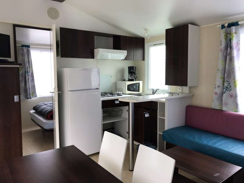 location mobil home pas cher fouesnant