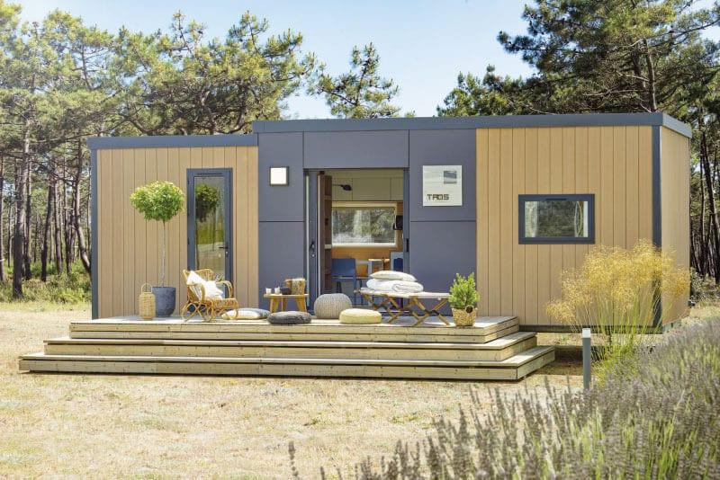 acheter mobil home dans camping finistere