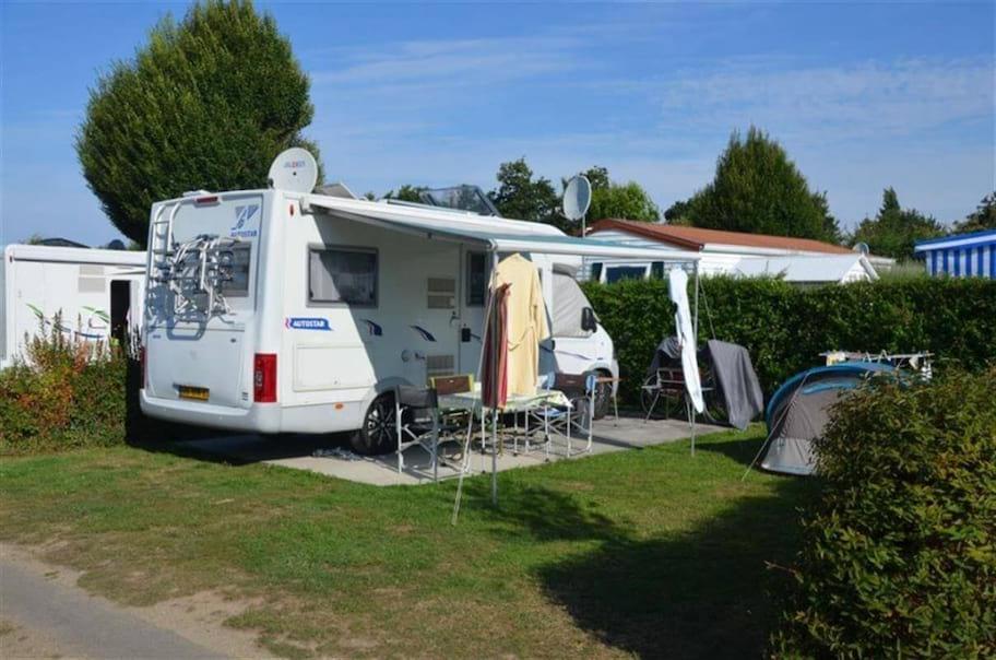 Emplacement de camping à Fouesnant