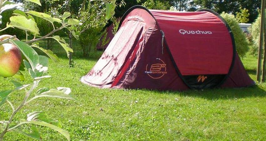 emplacement de camping Finistère